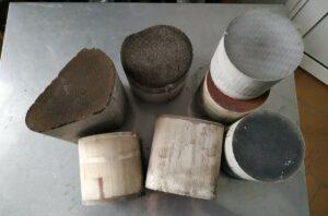 керамические катализаторы
